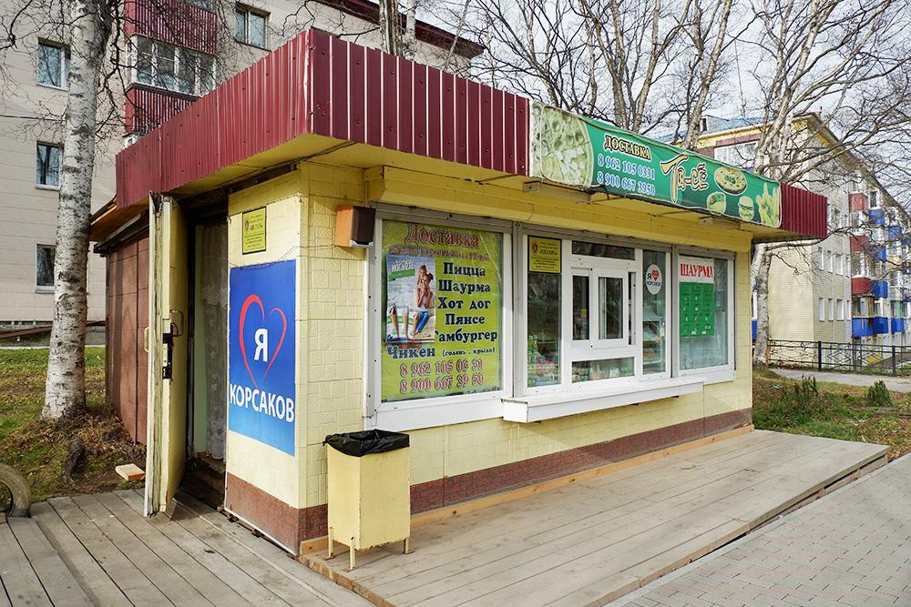 Уродливые ларьки — беда российских городов