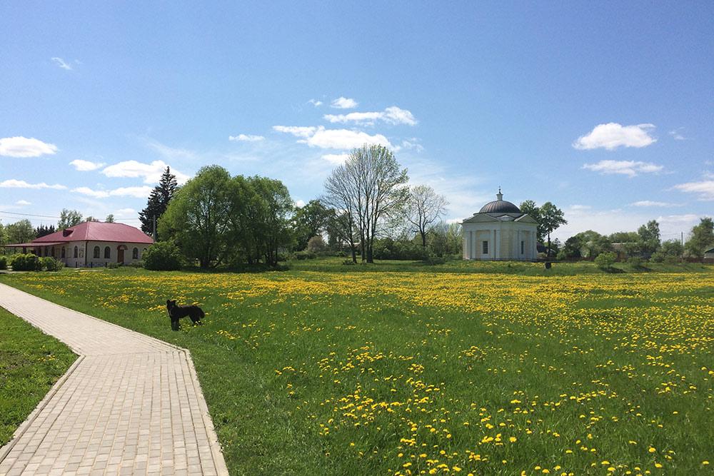 Часовня-усыпальница Ивана Лутовинова — предка Тургенева
