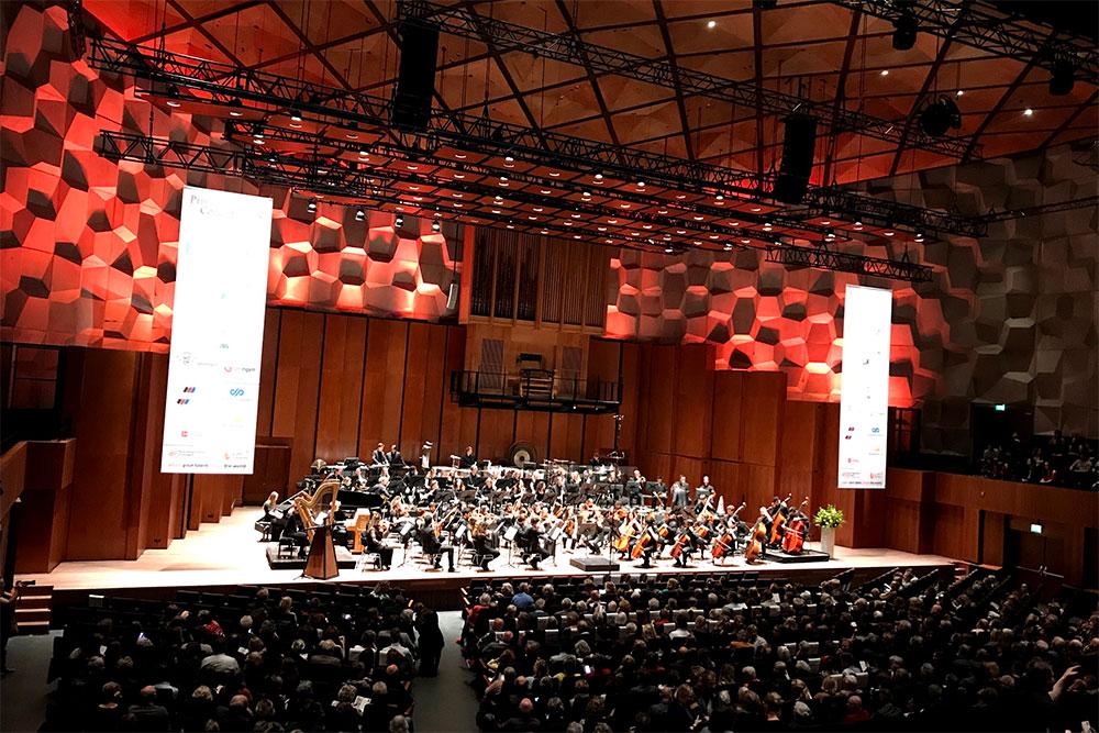 Концерт классической музыки на одной из крупных культурных площадок «Остерпорт»