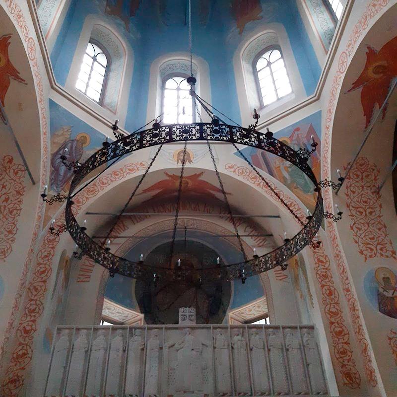 Церковь в Тарусе