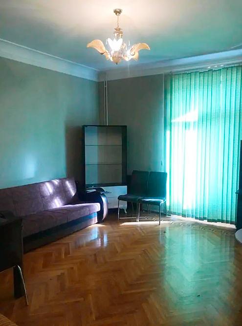 Квартира в центре Баку за 1700<span class=ruble>Р</span>. Фото: Airbnb