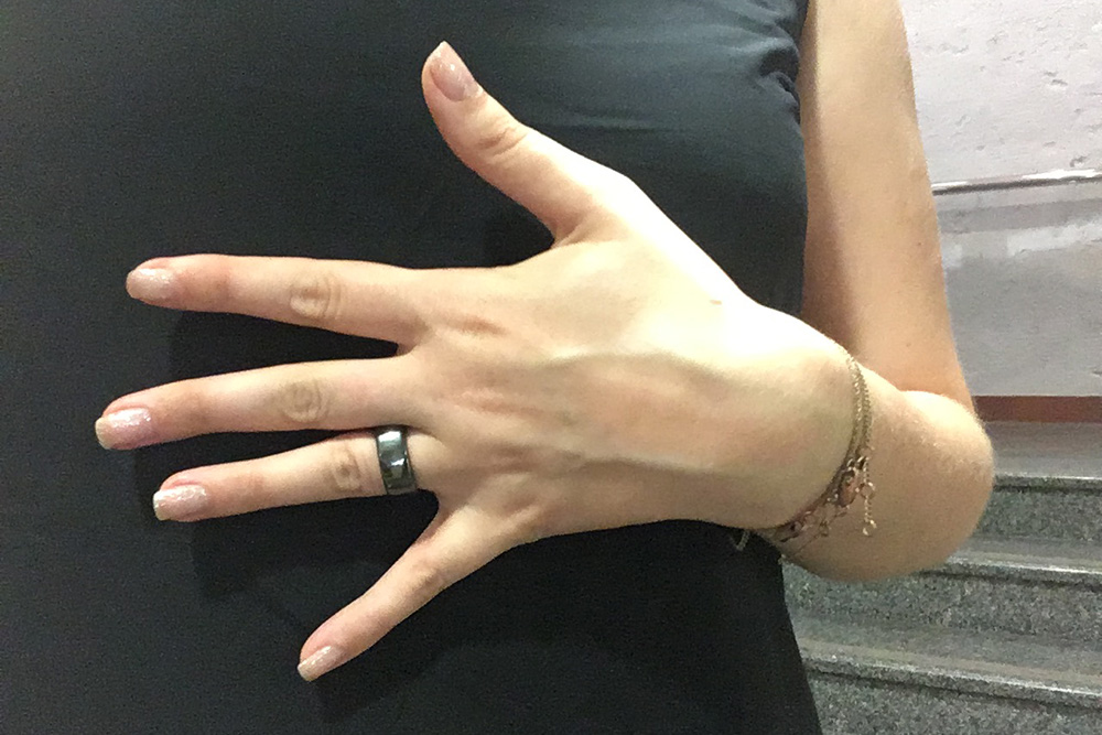 Кольцо Oura Ring — повелитель моих биоритмов