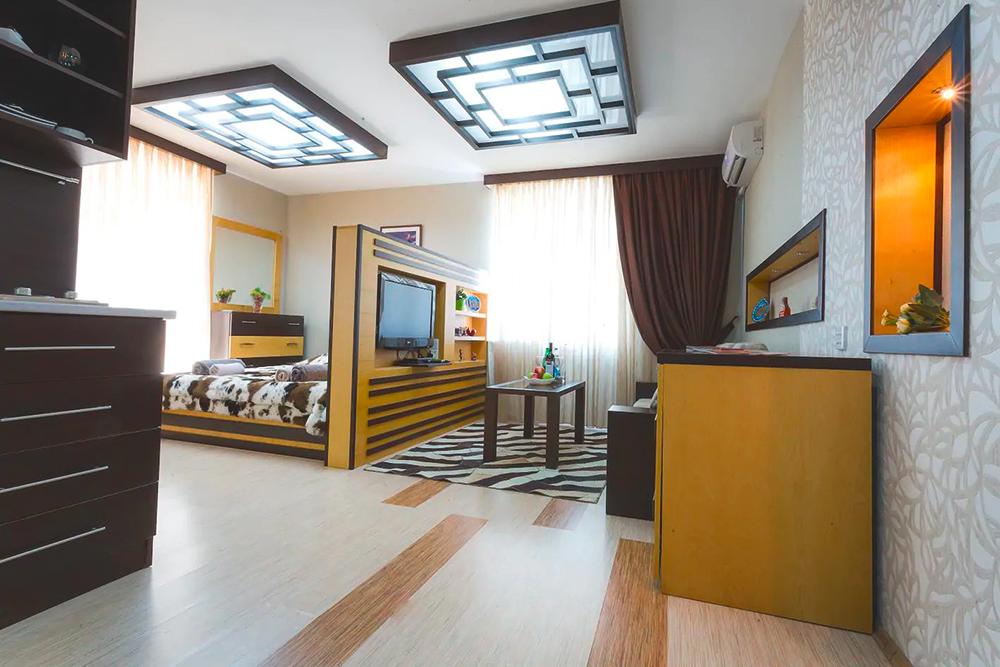 Студия за 1700<span class=ruble>Р</span>. Фото: Airbnb