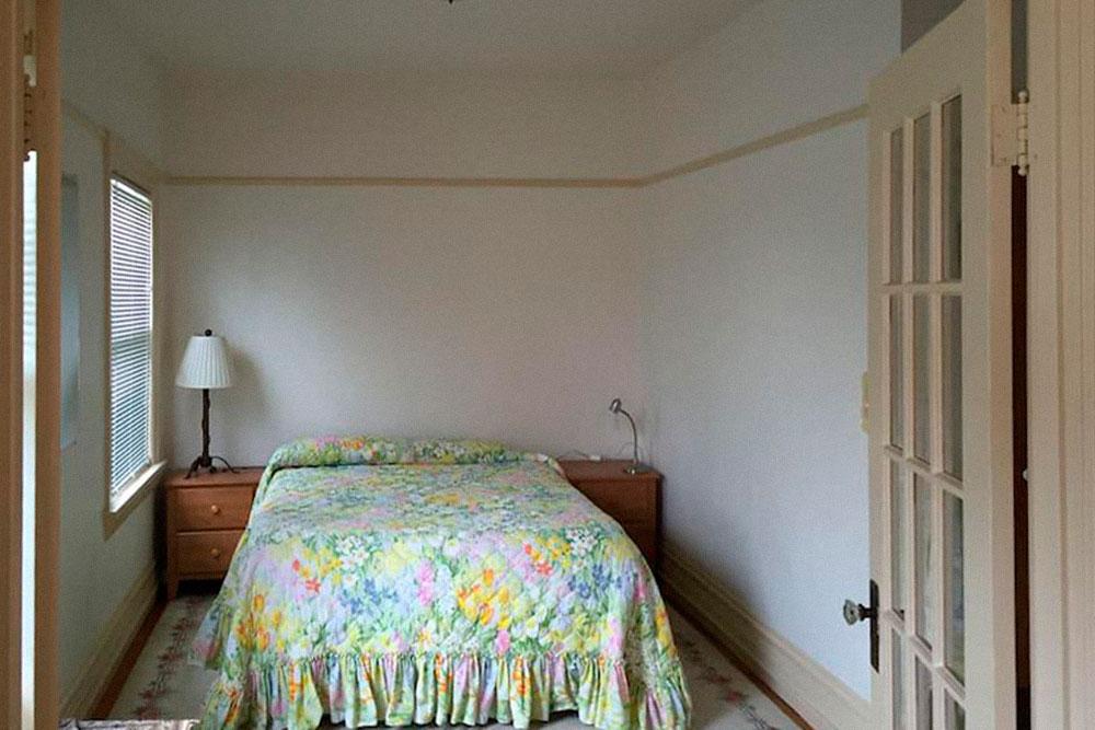 Спальня в нашей квартире