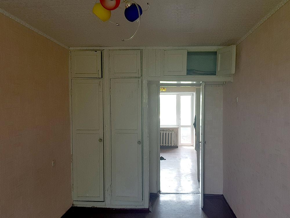 Квартира, которую мне предложили в качестве служебной