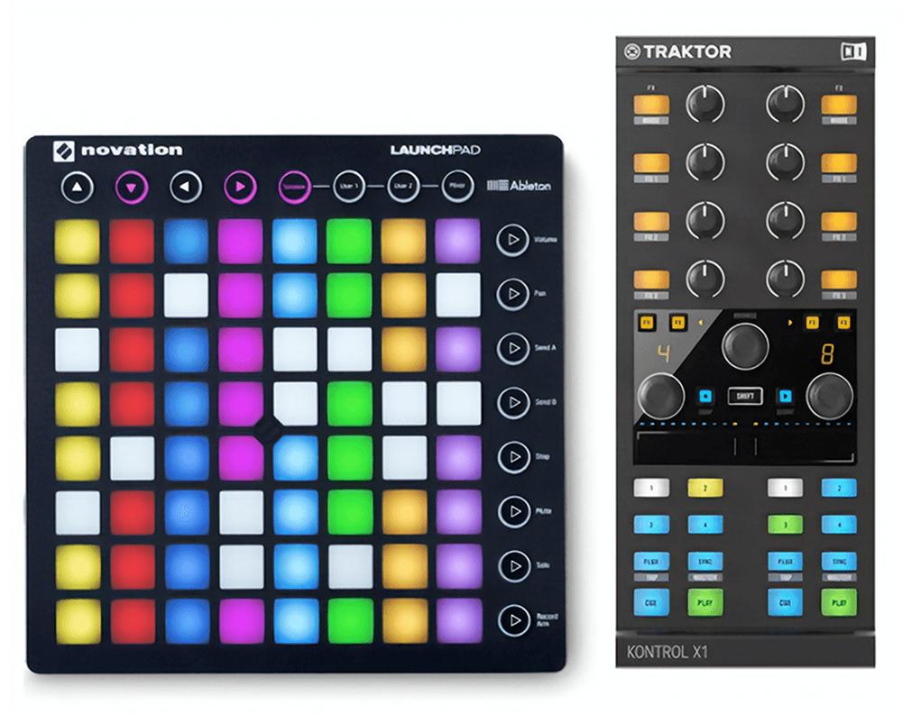 Нет: диджейские контроллеры выглядят сексуально, но мало помогут в написании музыки