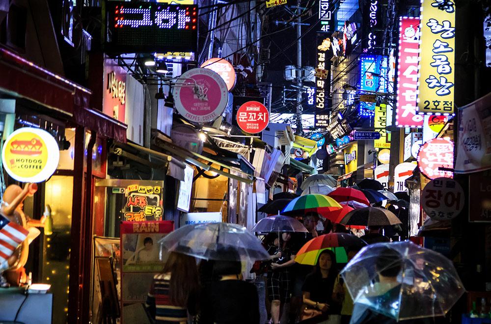 В Сеул можно просто съездить на прогулку. Фото: Dickson Phua, Flickr