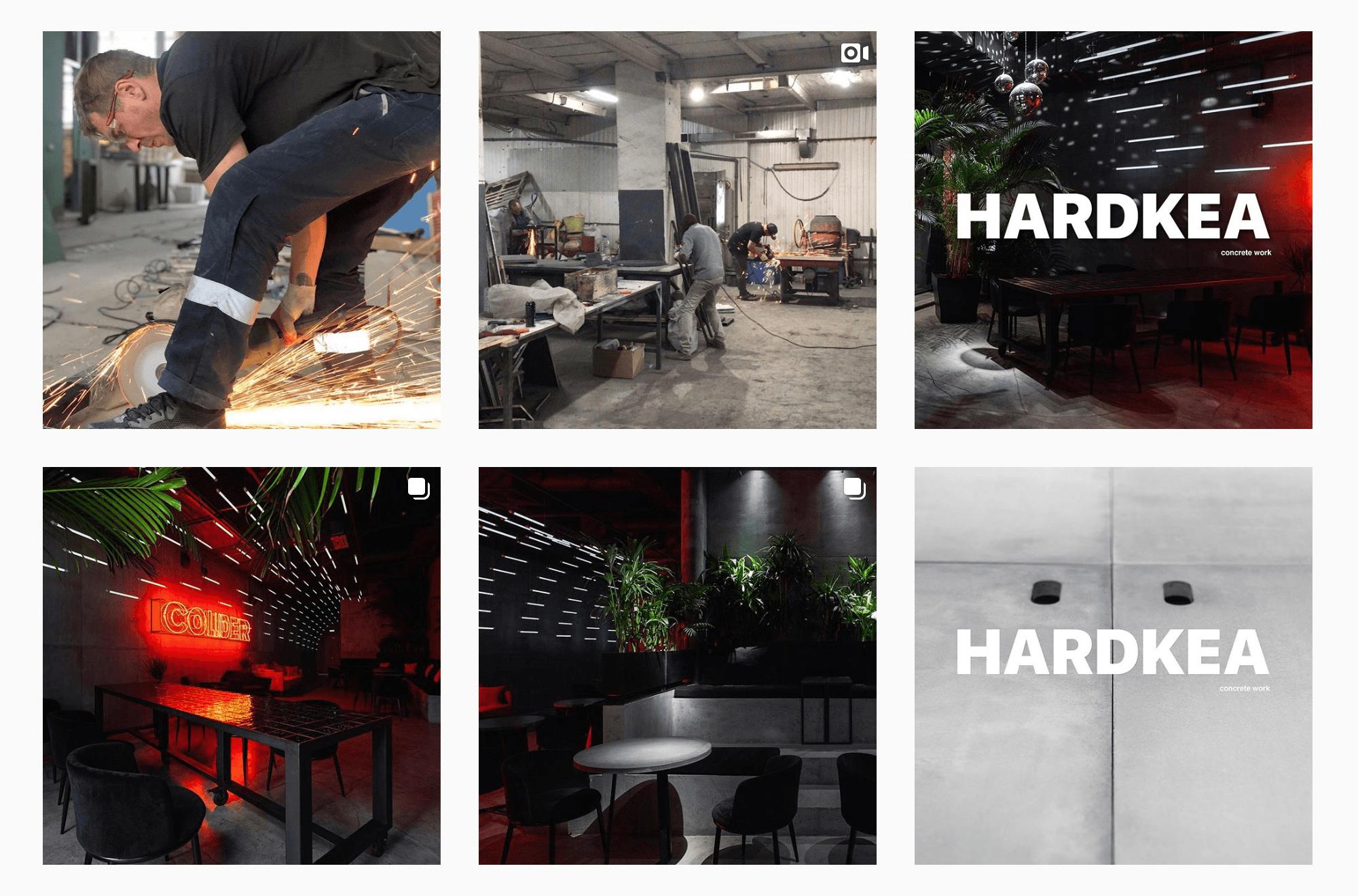 Часть клиентов приходит через аккаунт «Хардкеи» в Инстаграме, куда ребята выкладывают фото работ