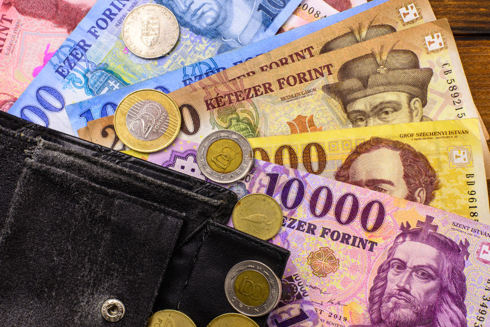 Венгры в шутку сравнивают свои деньги с купюрами из игры «Монополия» — за яркую и действительно схожую расцветку