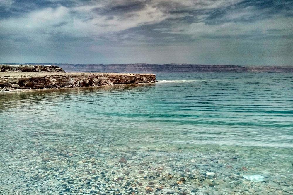 Мертвое море со стороны Иордании