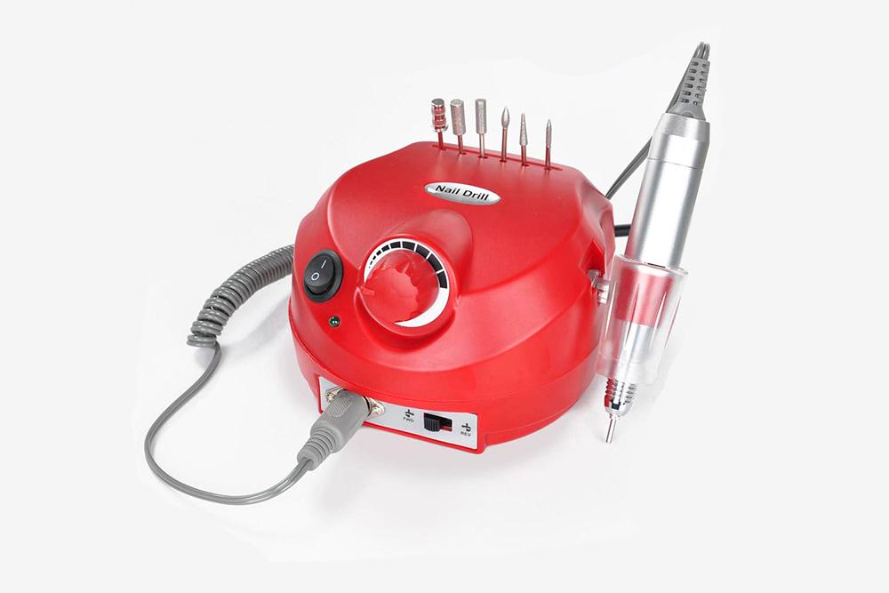 Как выглядит аппарат для маникюра с фрезами. Источник: «Озон»