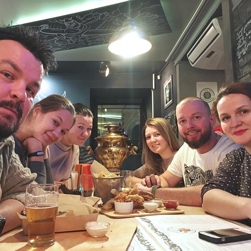 В Нижнем Новгороде пили пиво из самовара