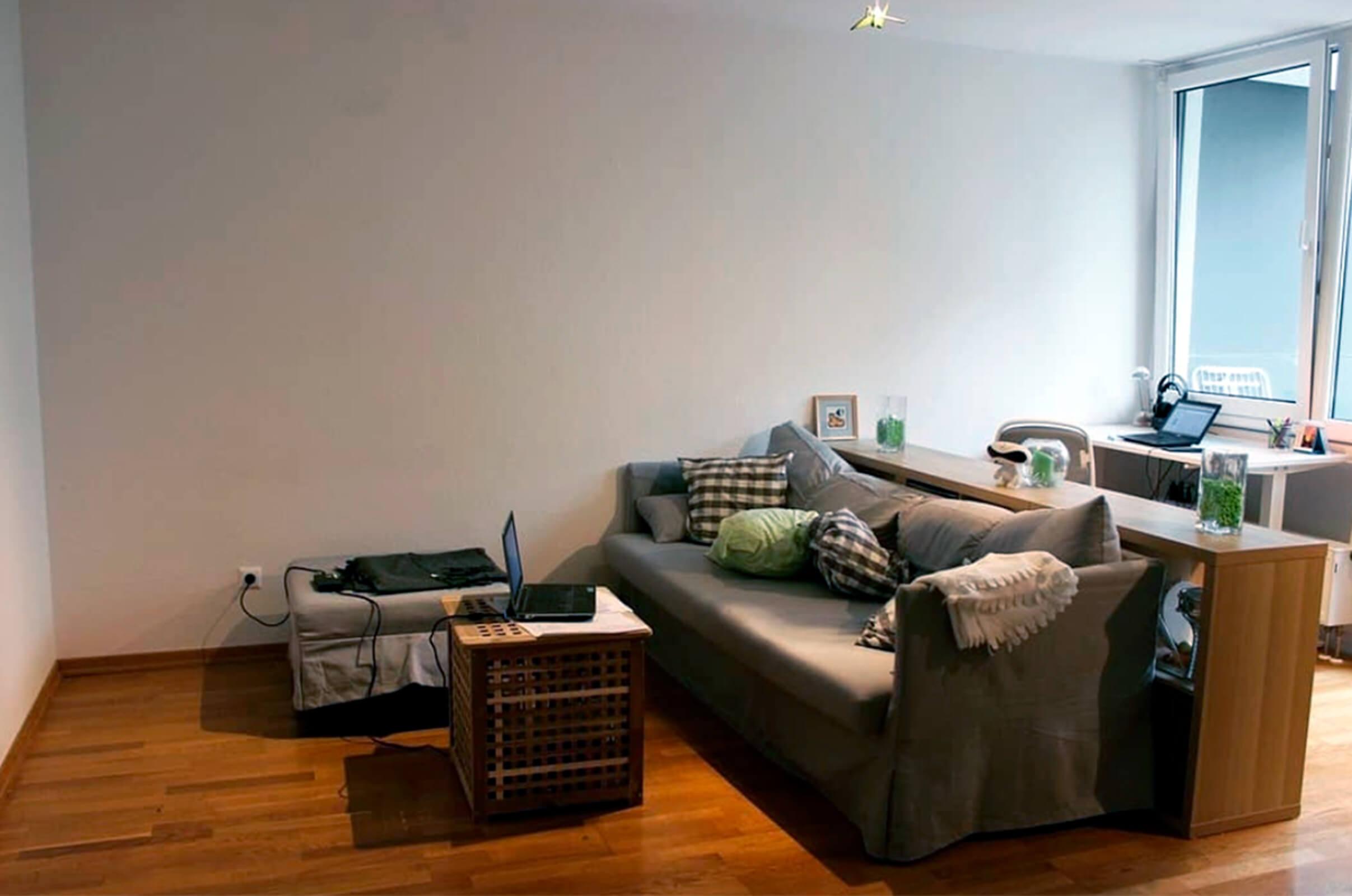 Аренда нашей квартиры на 150—200€ дороже, чем в среднем по городу