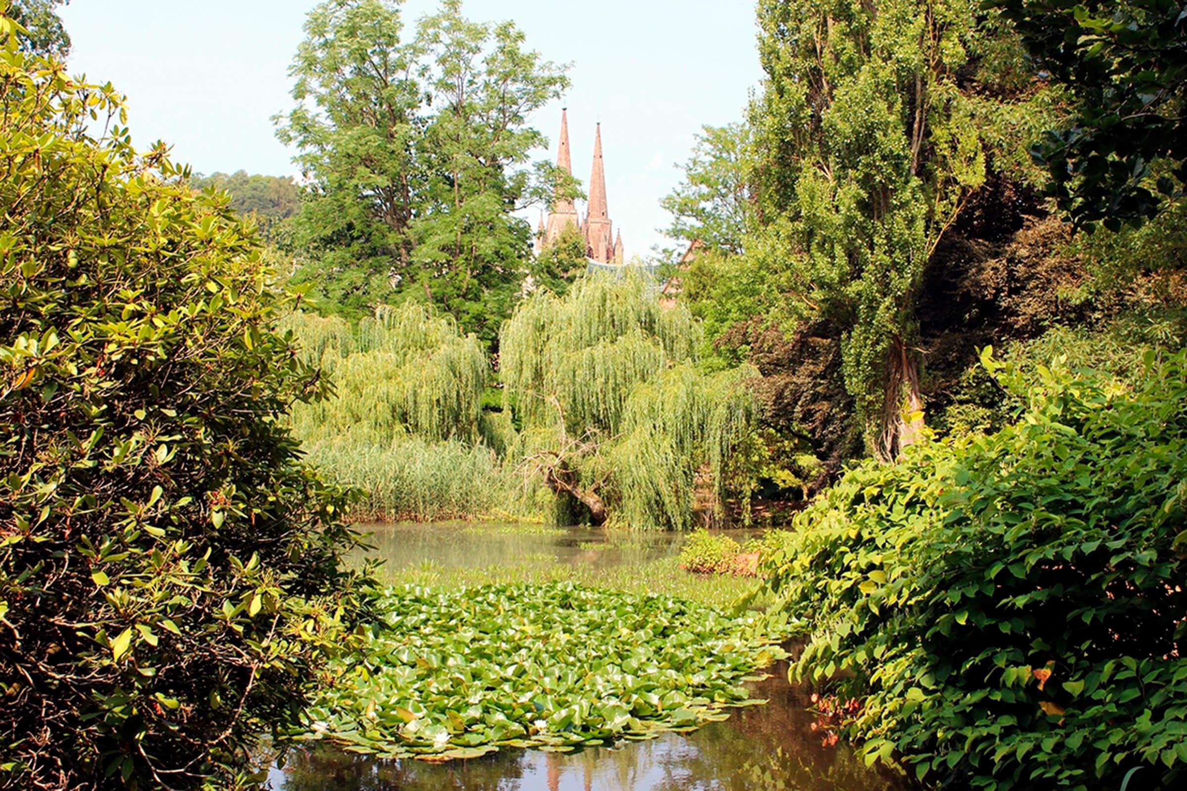 Поездка в немецкий Марбург