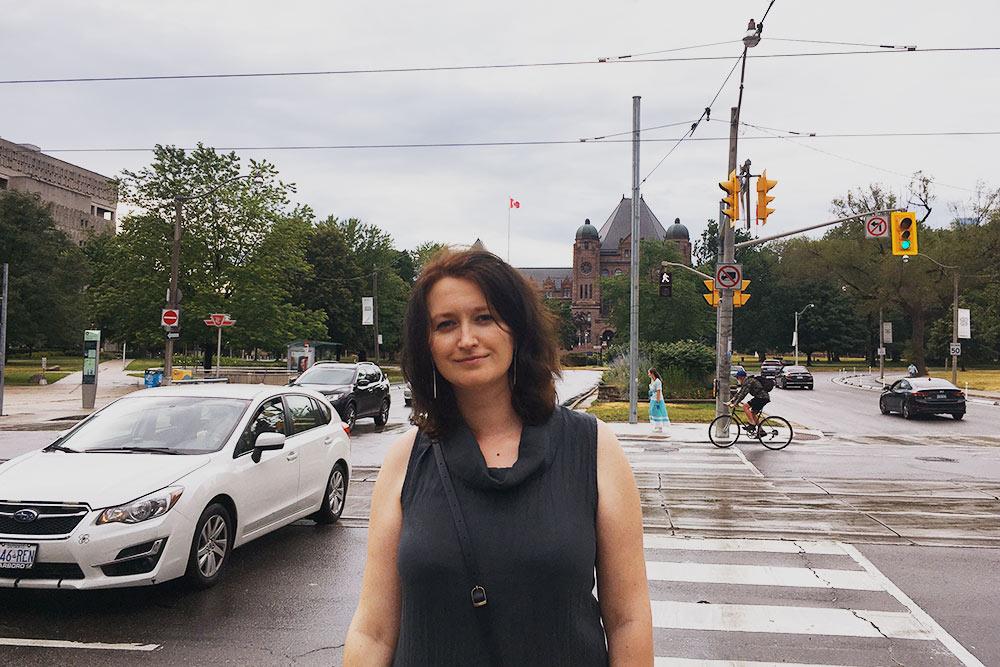 Я переехала в Торонто в июне 2020 года