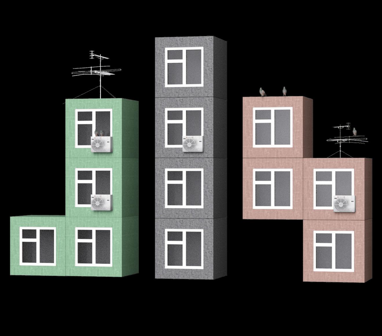 организация жилищных кооперативов