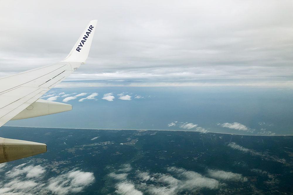 «Райан-эйр» — это знаменитый ирландский лоукостер. Поэтому летать из Ирландии достаточно выгодно