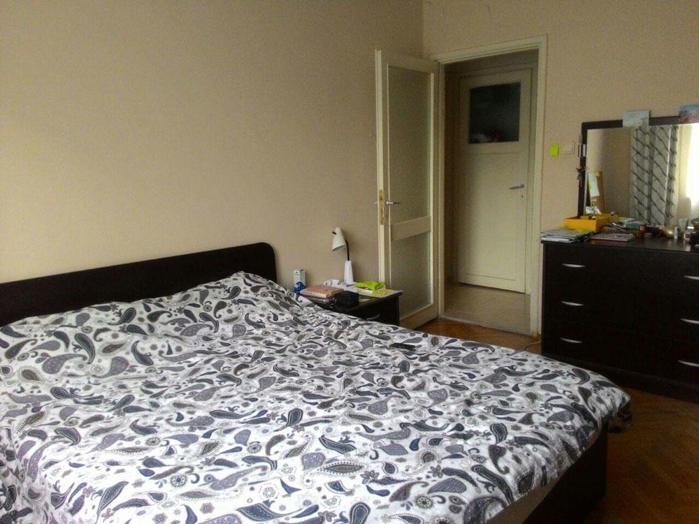 Моя комната в квартире