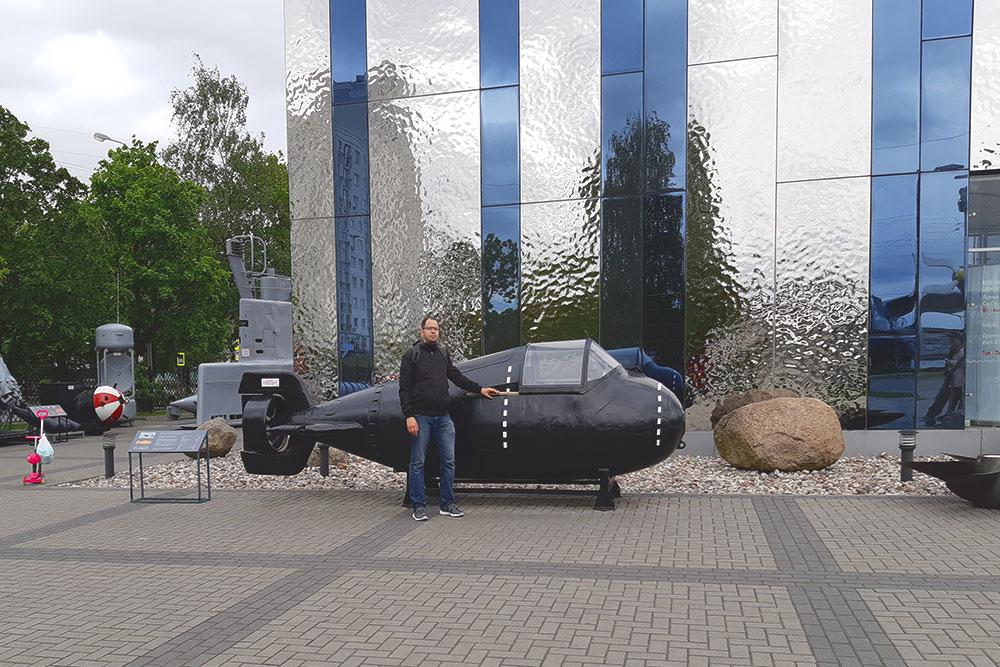 Сверхмалая подводная лодка «Тритон-1М» и я