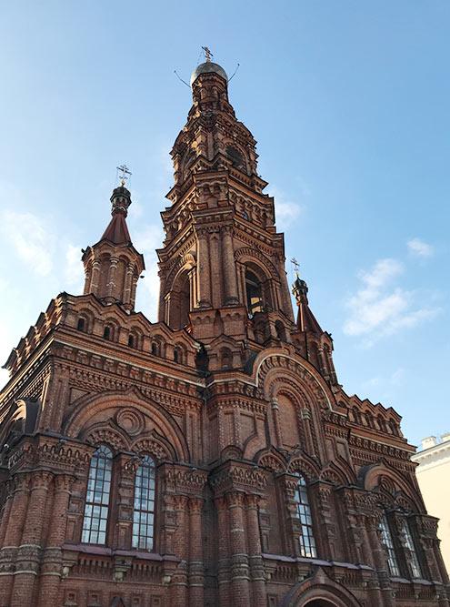 Колокольню Богоявленского собора построили в 1897году