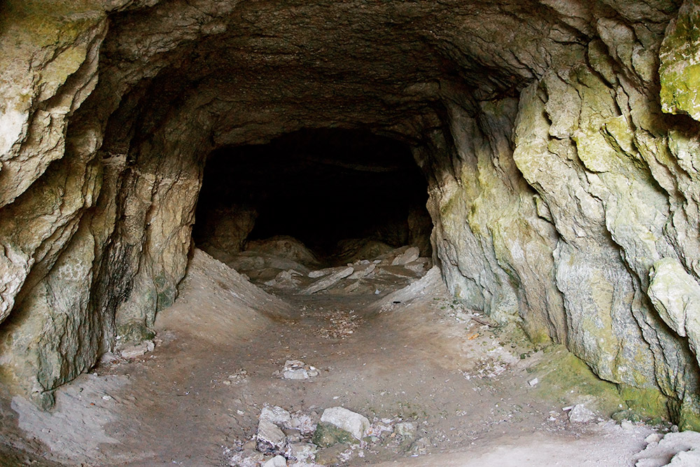 Десятки таких коридоров уходили наглубину больше стаметров
