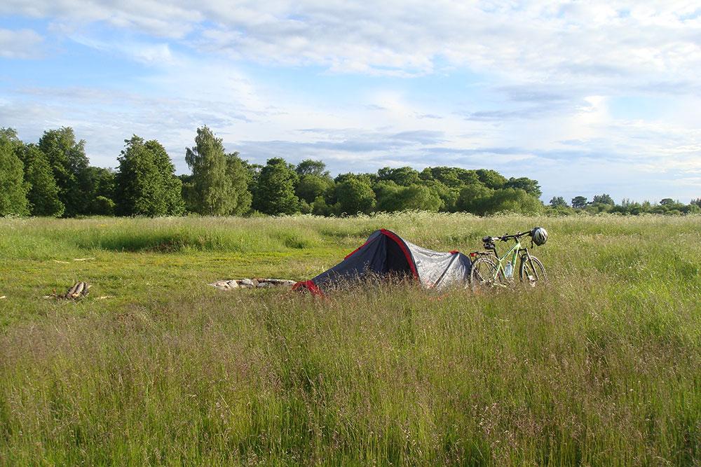 Велопоход как он есть: красивые места, пригодные дляезды на велосипеде