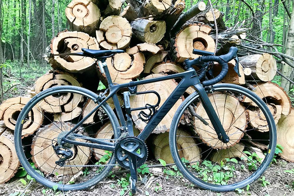 Велосипед, который я продала, — Canyon Ultimate из Германии