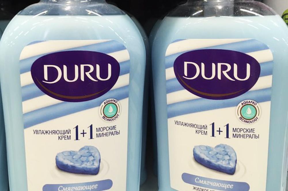 Под математический расчет маскируется исостав мыла: никакой дополнительной выгоды покупатель неполучит