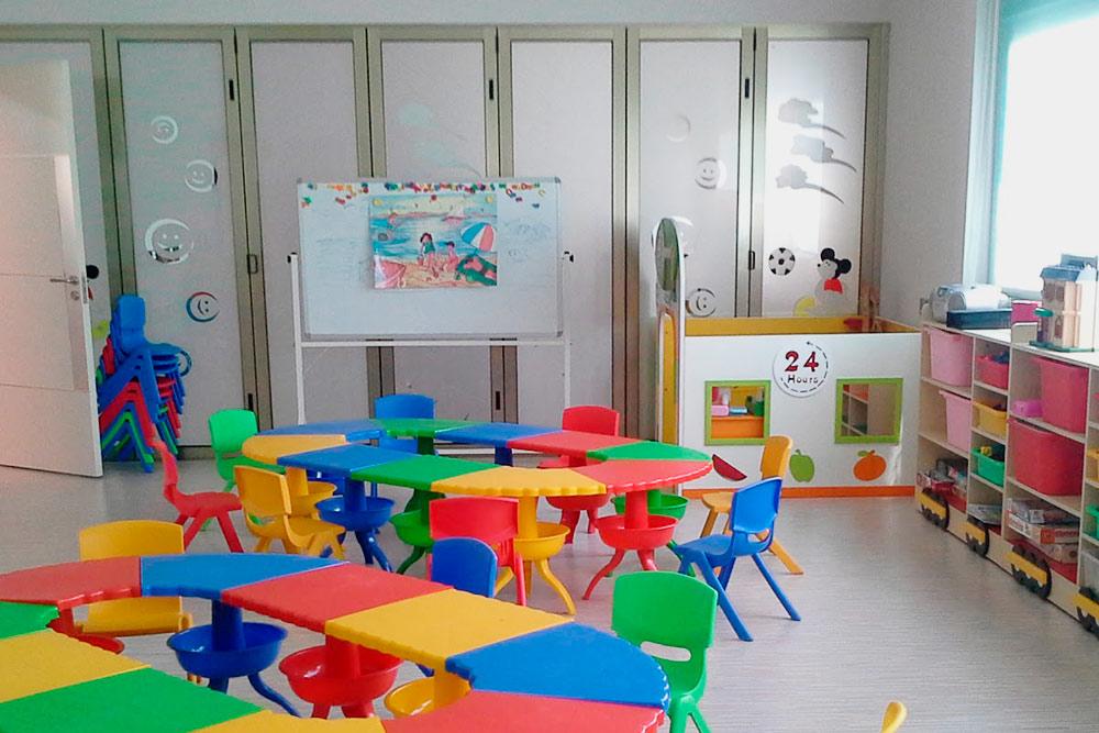 Комната длязанятий в садике Busy Bees, который имеет лицензию министерства образования. Фото: g.page/childrencarecenter