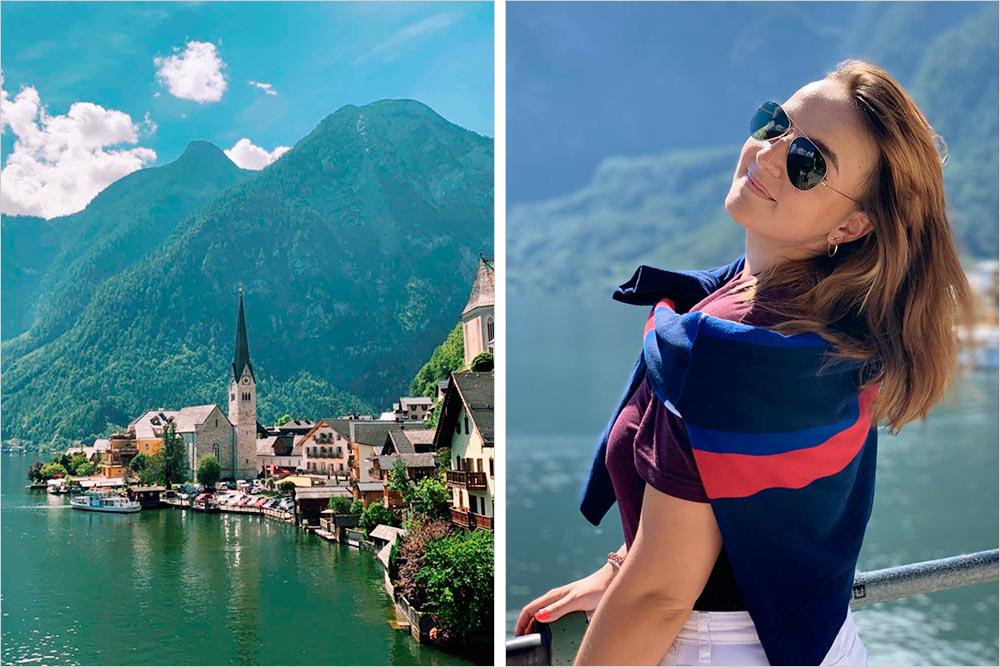 Мывыбираемся внебольшие путешествия поАвстрии почти каждые выходные