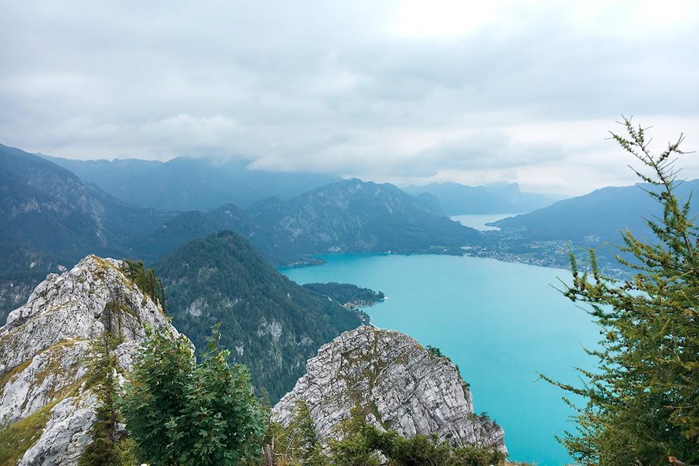 Это Аттерзе — самое крупное озеро вАвстрии