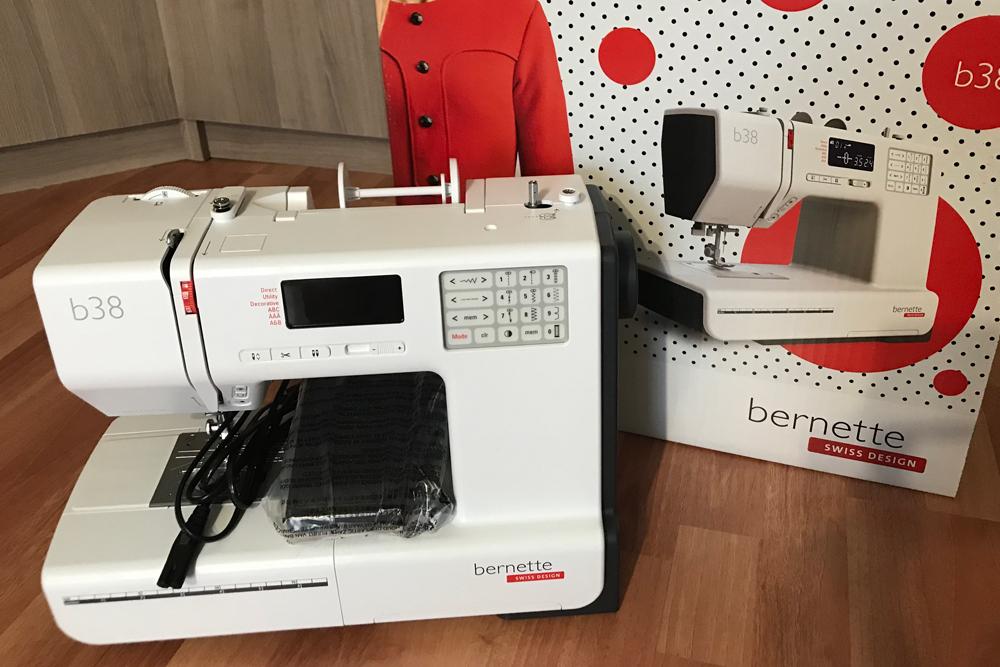Новая Bernette b38