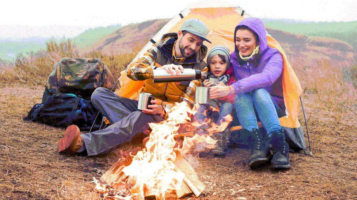 Сколько стоит поход выходного дня с ребенком