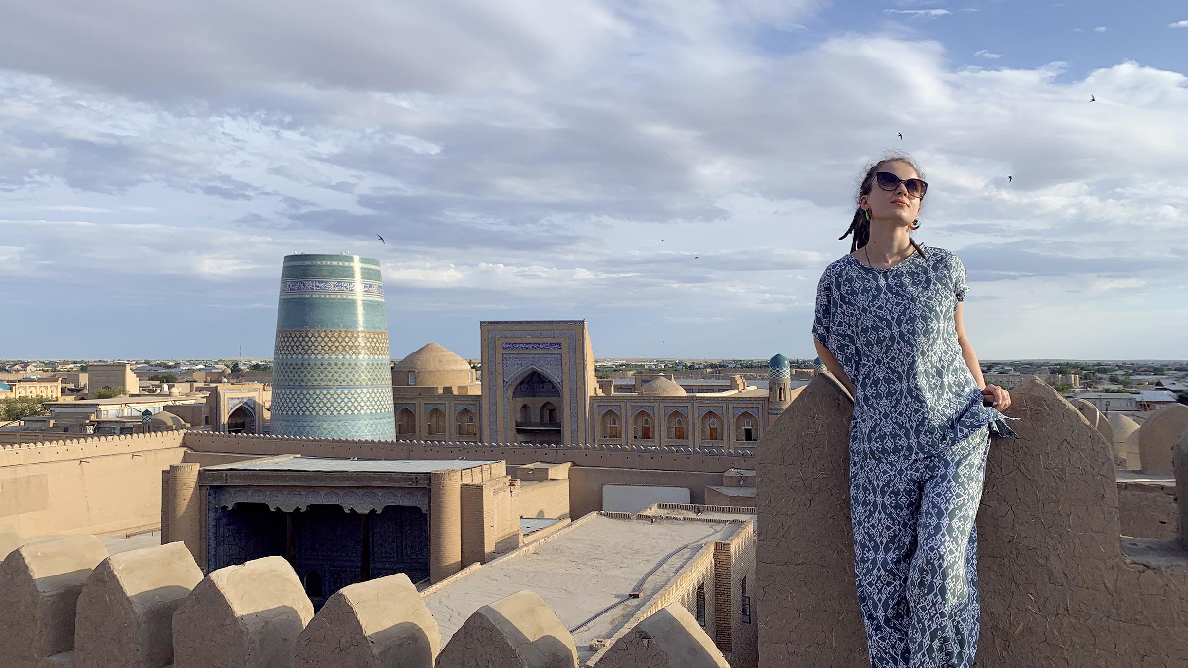 Личный опыт: мы два месяца жили в Узбекистане