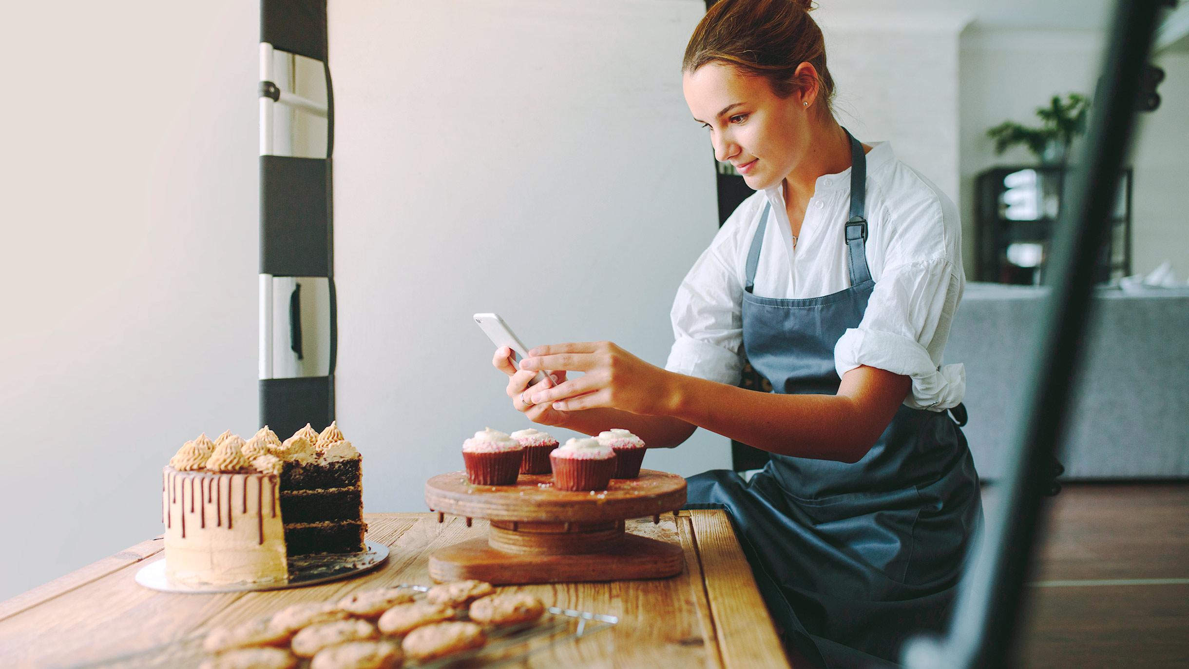 Сколько стоит печь торты какв «Инстаграме»