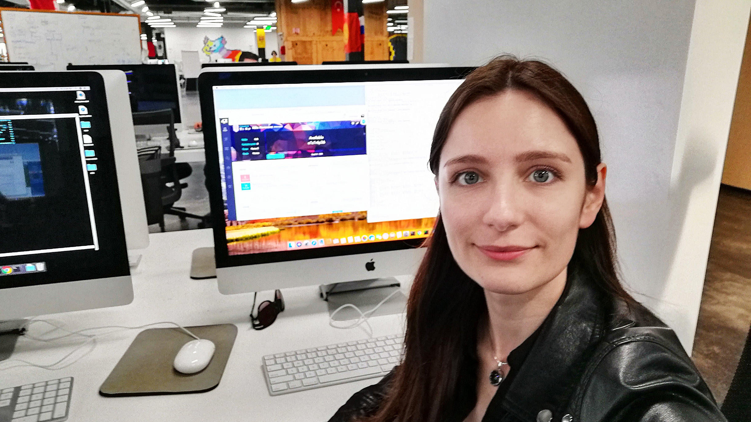 Как я месяц училась на программиста в Калифорнии