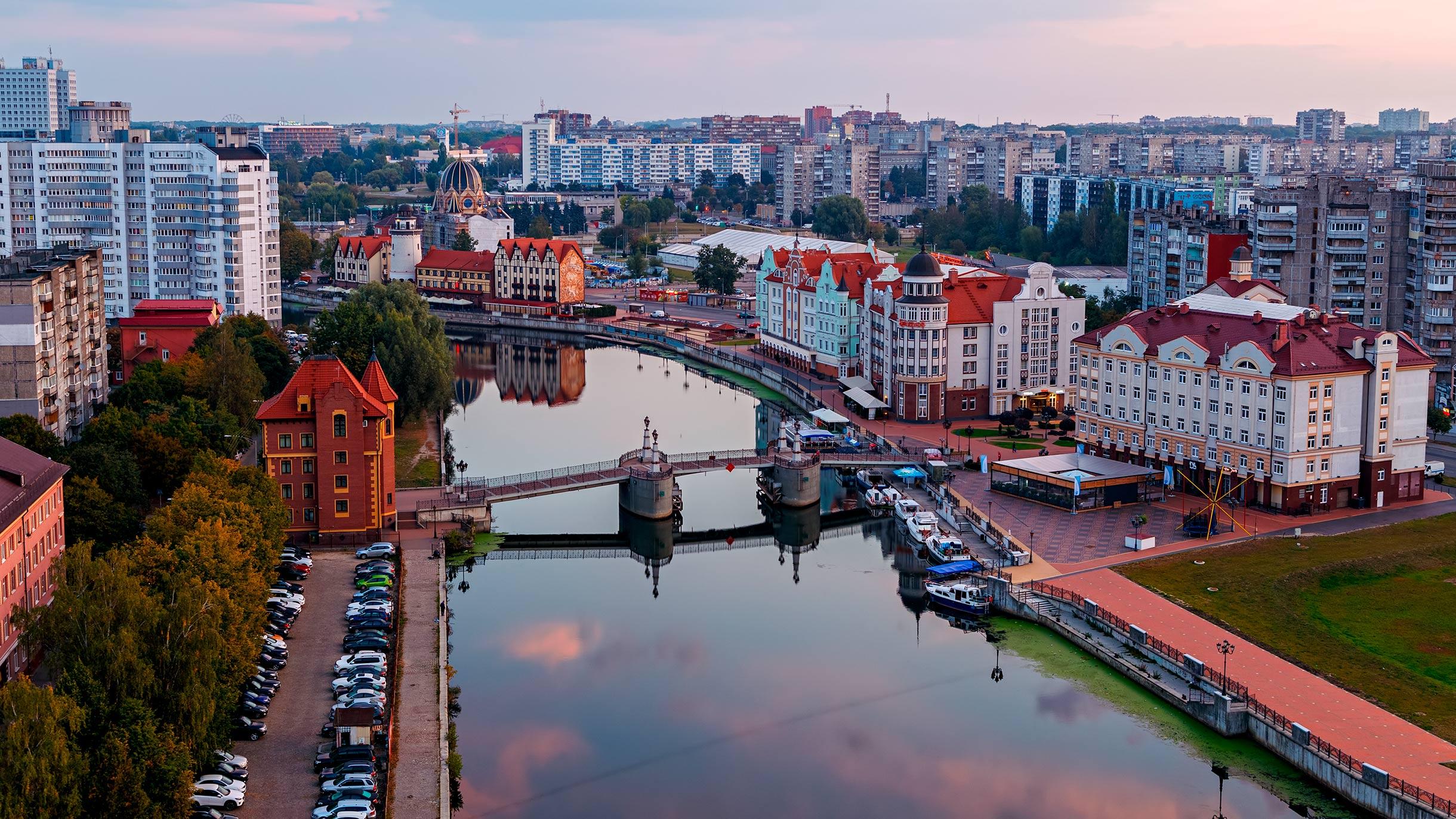 Сколько стоит уик-энд в Калининграде