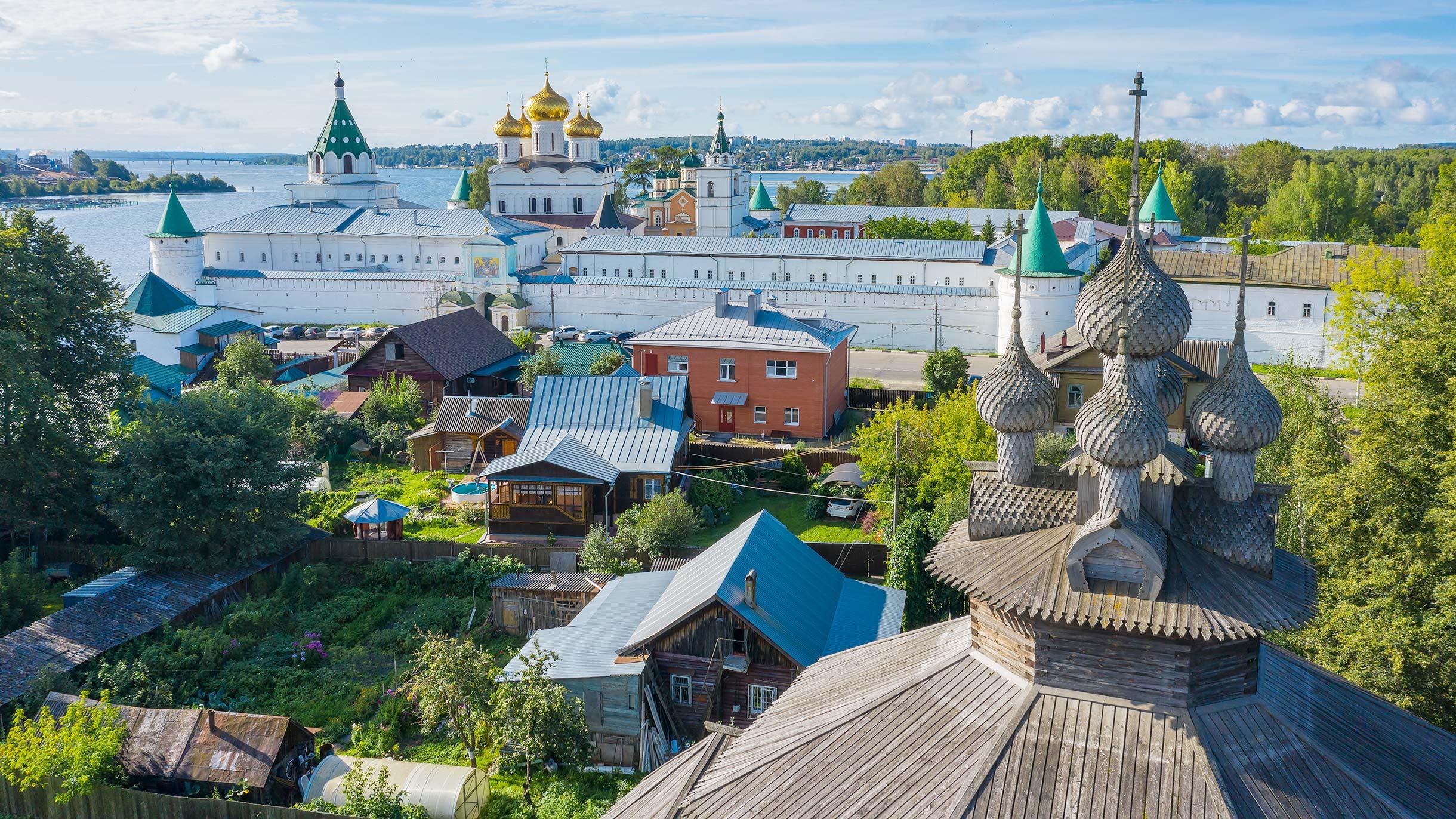Что посмотреть в Костроме за один день