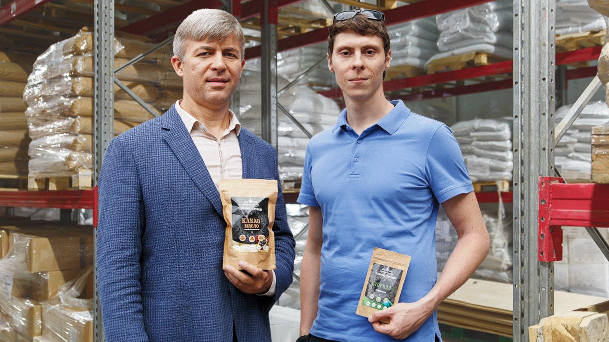 Бизнес: продажа суперфудов и здоровой еды