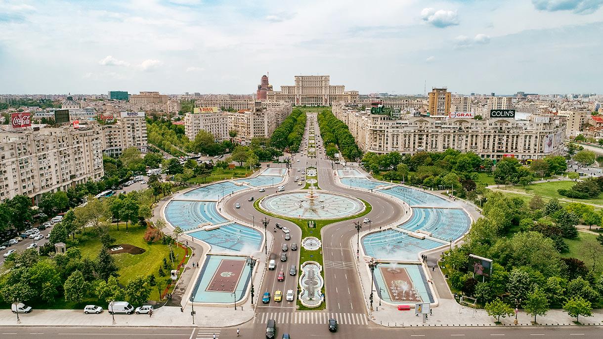 Что посмотреть в Бухаресте за один день
