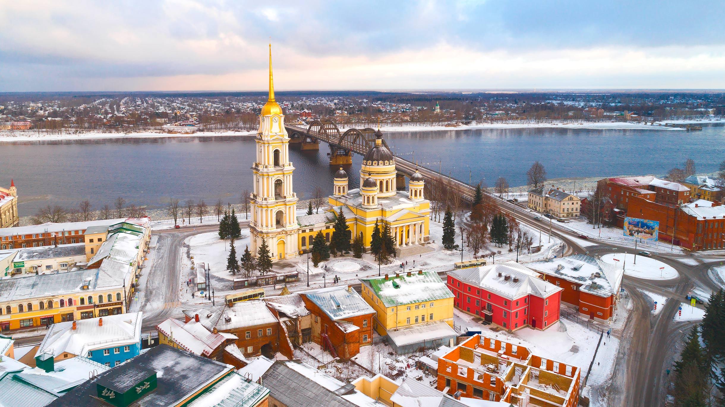 Жизнь в Рыбинске