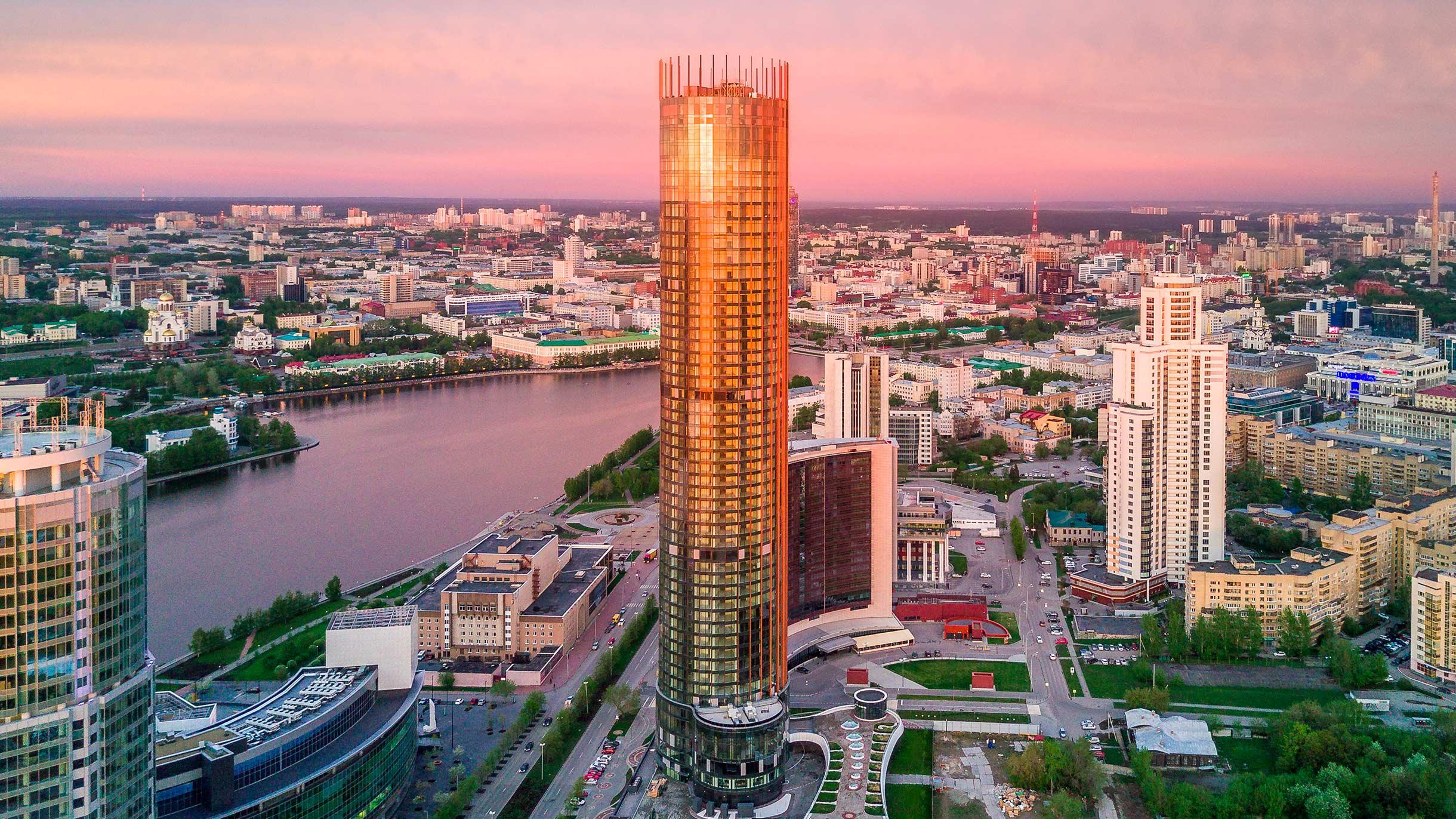 Что посмотреть в Екатеринбурге за один день