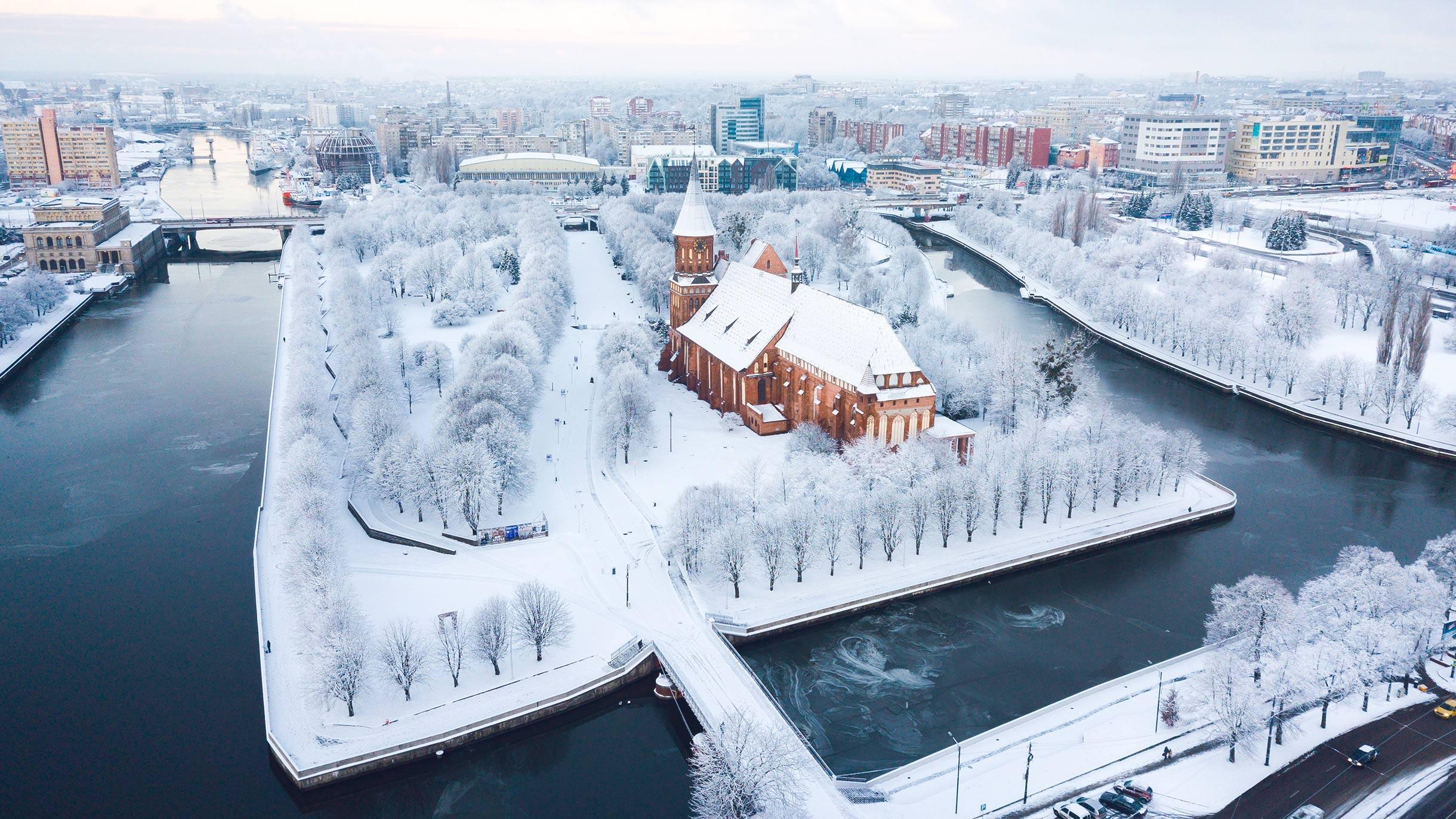Что посмотреть в Калининграде за один день