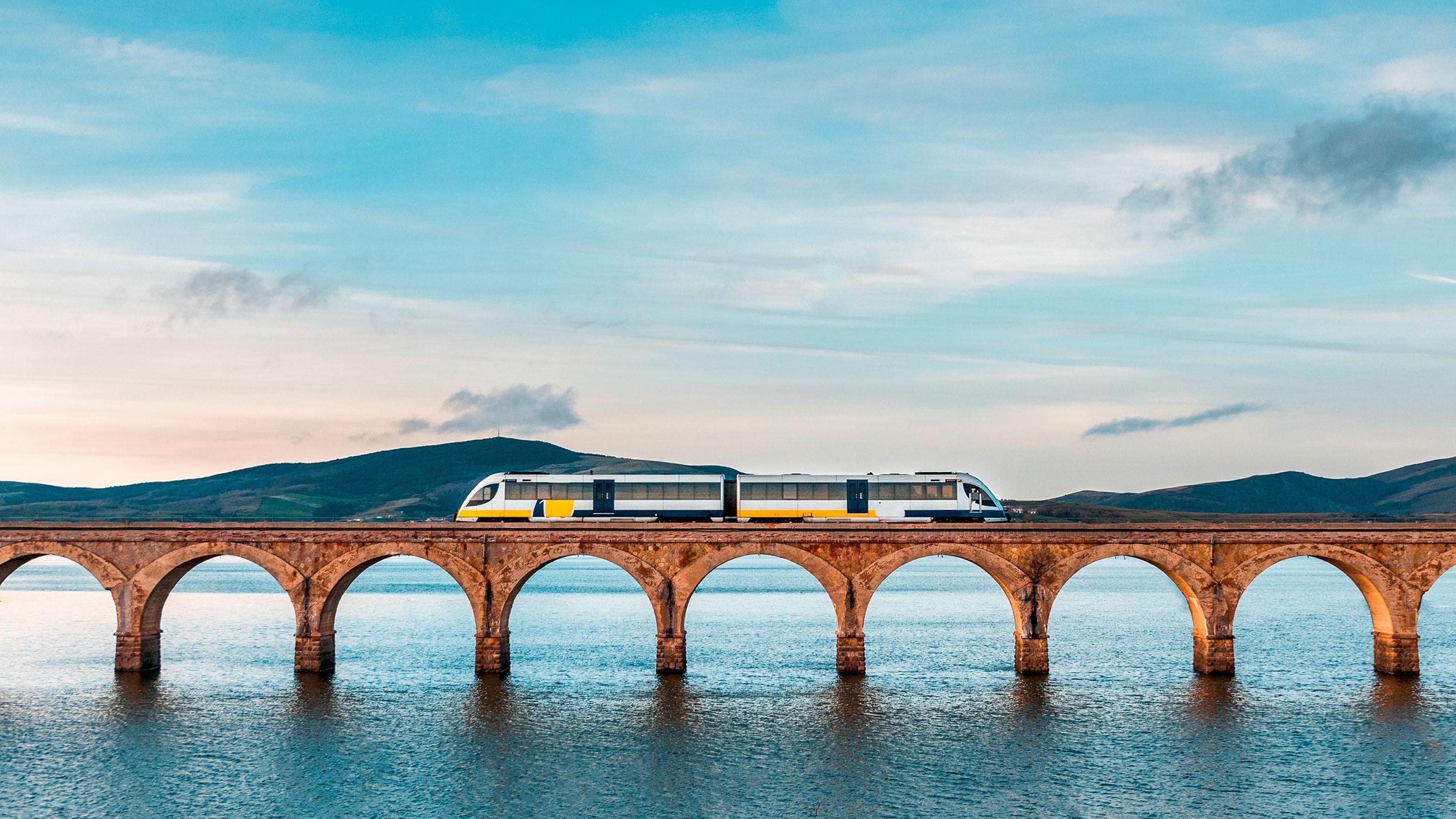 Как дешево путешествовать поИспании напоезде