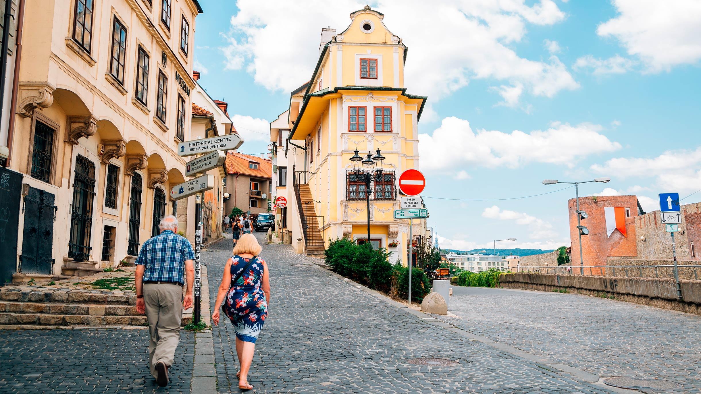 Что посмотреть в Братиславе за один день