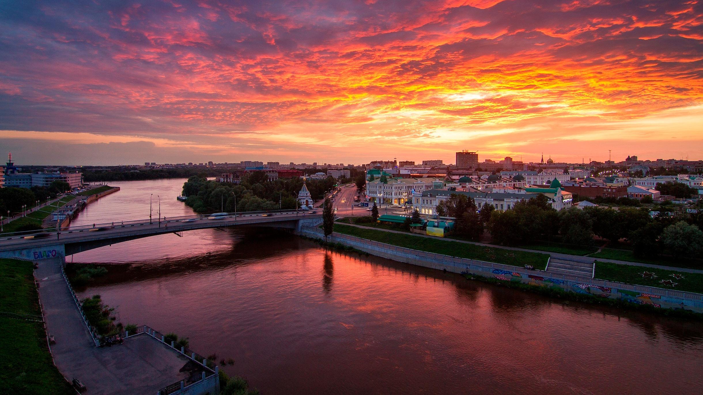 Что посмотреть в Омске за один день