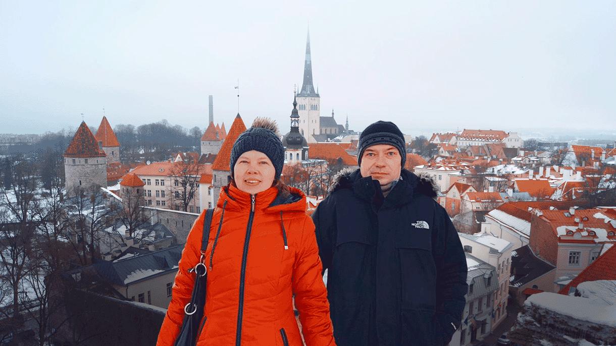 Сколько стоит съездить в Таллин на выходные
