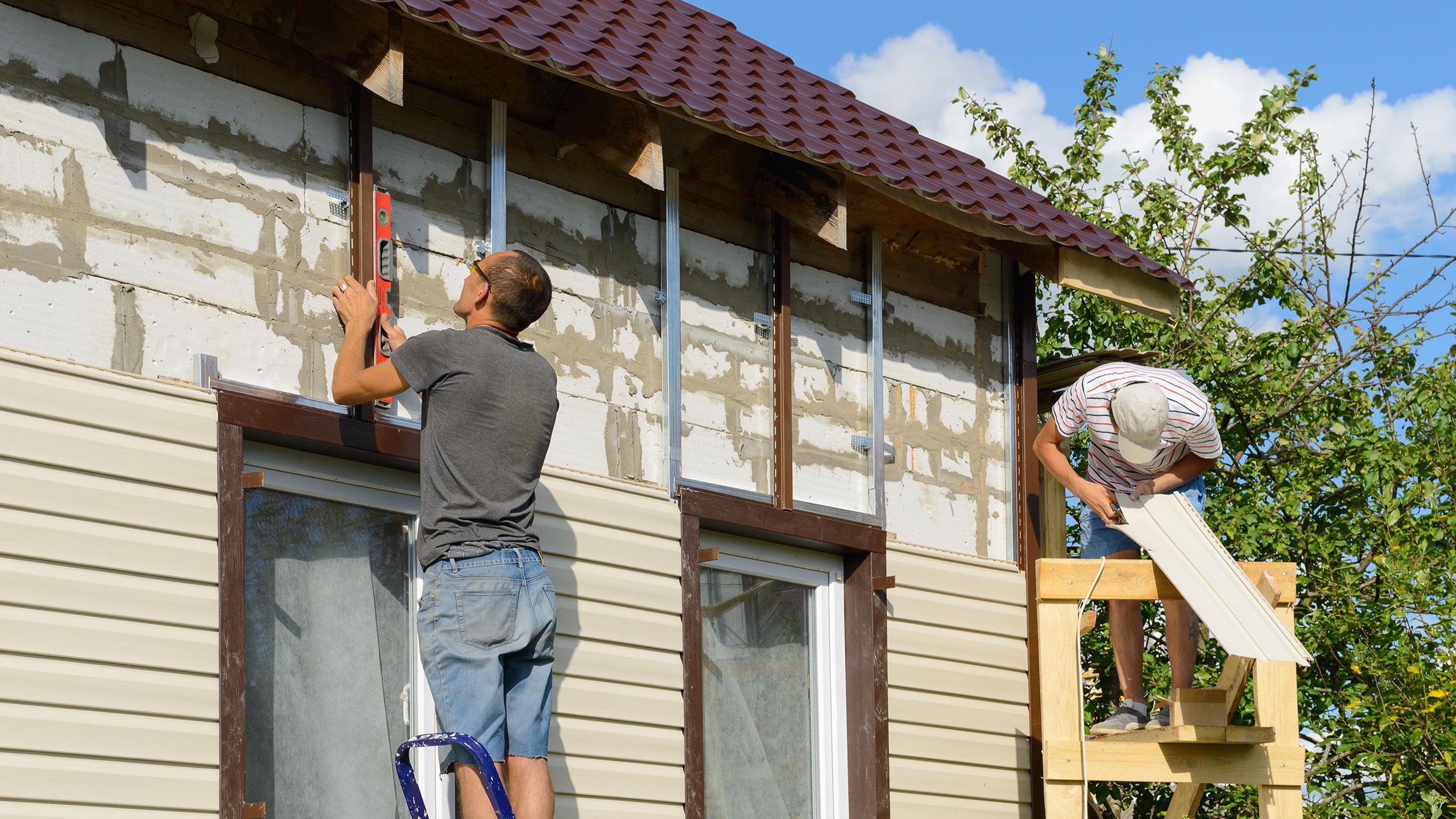 Я строю дом и экономлю на стройматериалах