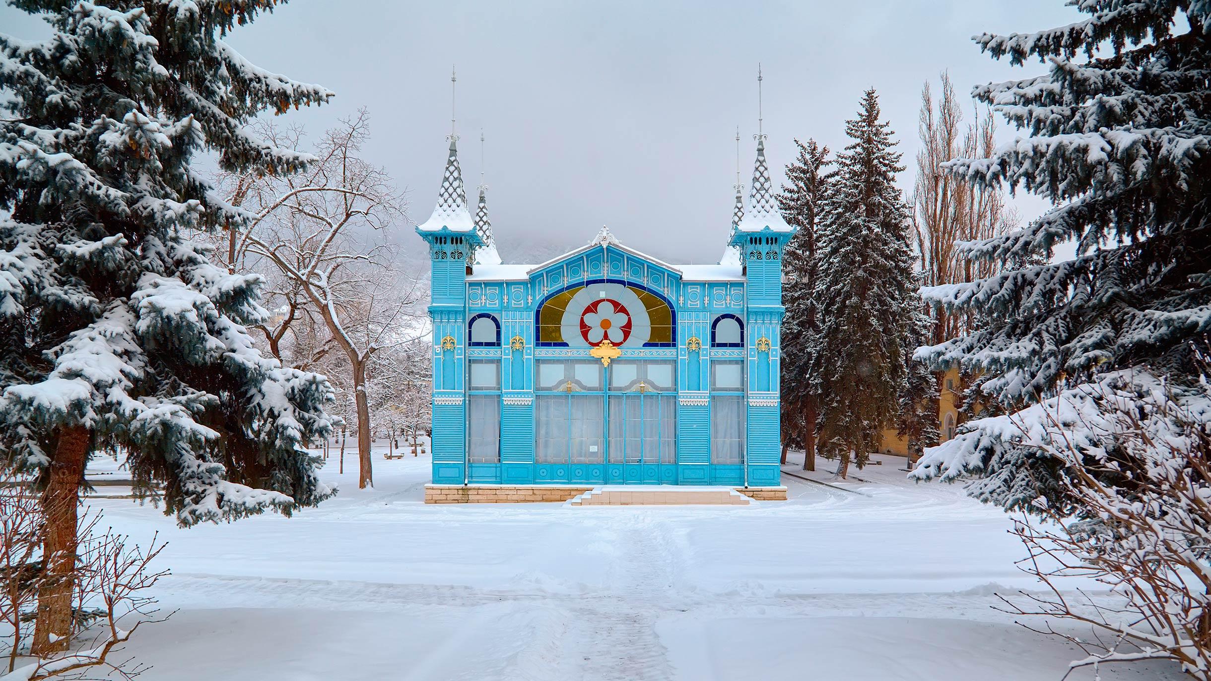 Сколько стоит съездить на Кавказские Минеральные Воды