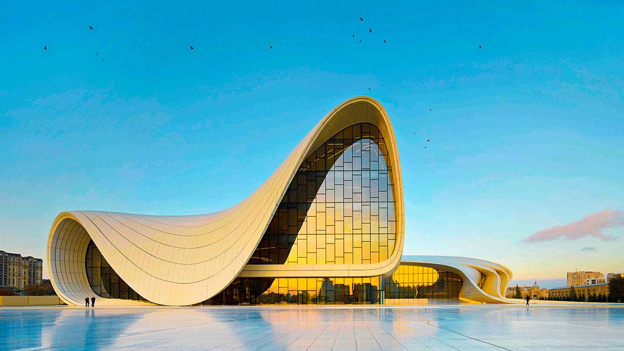 Что посмотреть в Баку за один день
